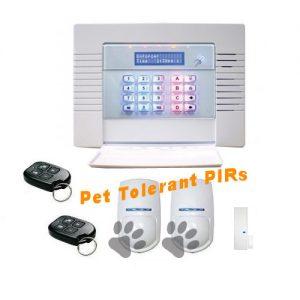 wireless burglar alarm system Glasgow